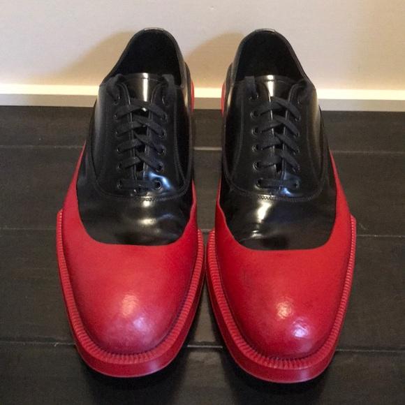 89ef7895653c Prada Rubber Dipped Shoes. M 5bbd0a49194dad0a7a5ec192
